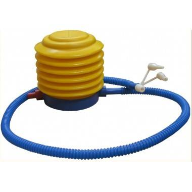 Pompka mieszek do piłki gimnastycznej z wężykiem,producent: STAYER SPORT, photo: 1