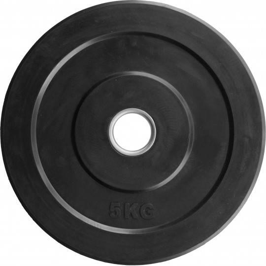 Obciążenie gumowane olimpijskie BUMPER STAYER SPORT czarne wagi od 5 kg do 25 kg,producent: Stayer Sport, zdjecie photo: 2 | onl