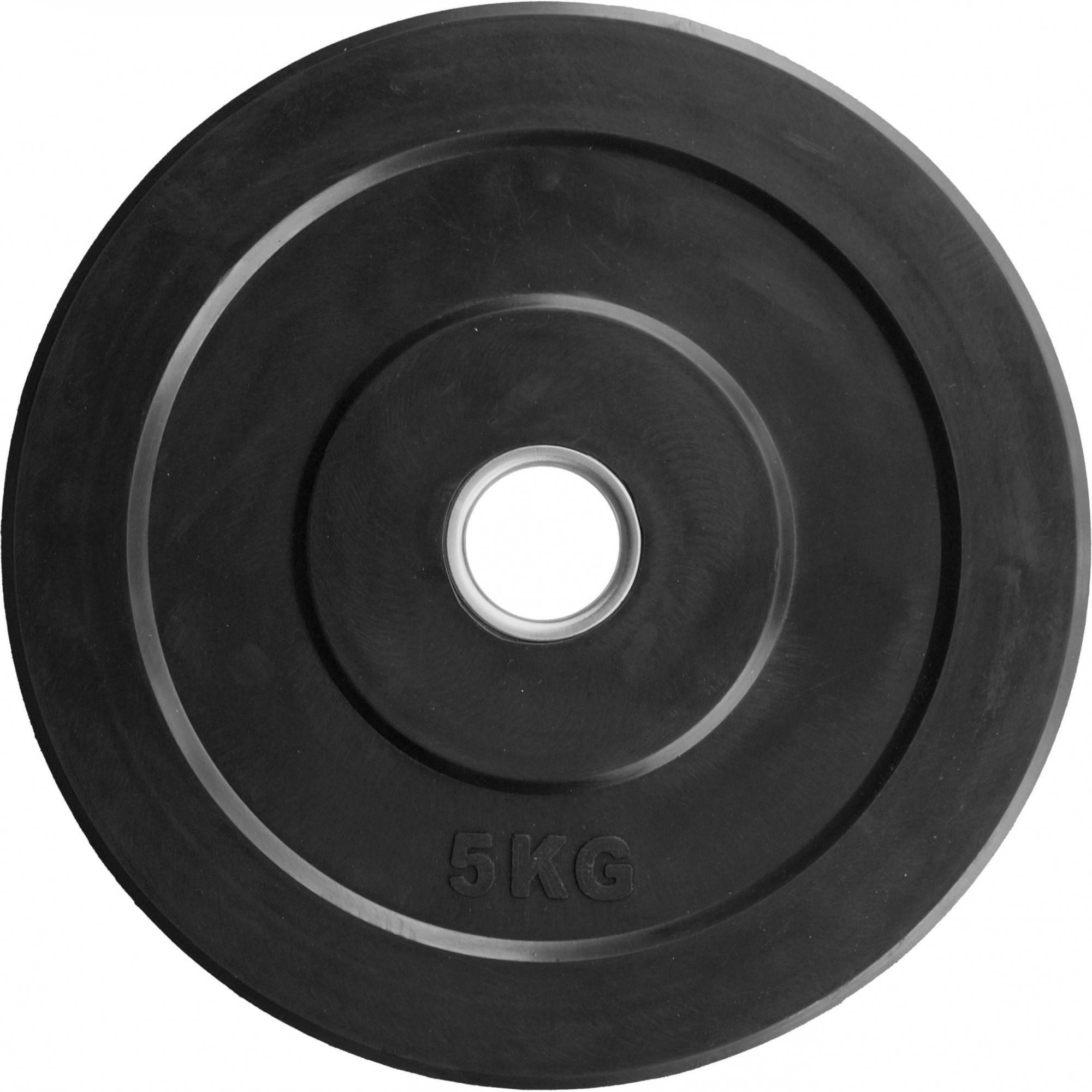 Obciążenie gumowane olimpijskie BUMPER STAYER SPORT czarne wagi od 5 kg do 25 kg,producent: Stayer Sport, zdjecie photo: 2   onl