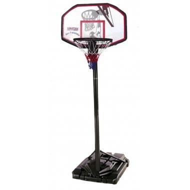 Tablica na wysięgniku z obręczą Spartan Sport Chicago   koszykówka,producent: SPARTAN SPORT, zdjecie photo: 1   online shop klub