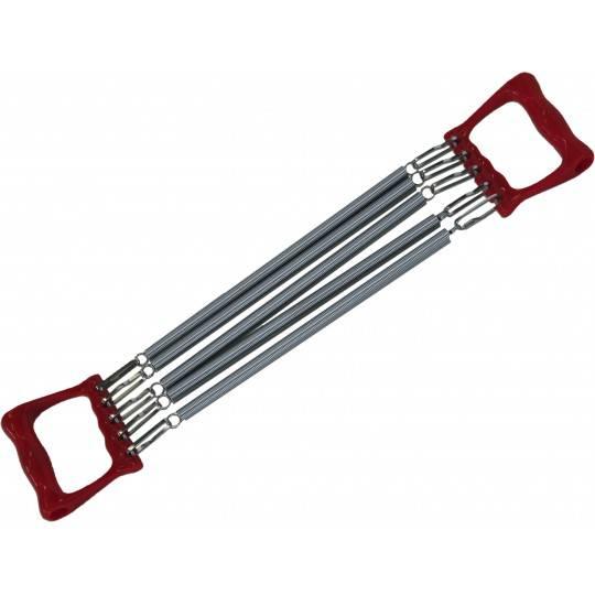 Ekspander metalowy regulowany Spartan Sport | 5 sprężyn,producent: SPARTAN SPORT, zdjecie photo: 1