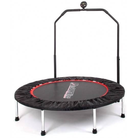 Trampolina fitness PROFI inSPORTline 140cm | poręcz i licznik,producent: Insportline, zdjecie photo: 1 | online shop klubfitness