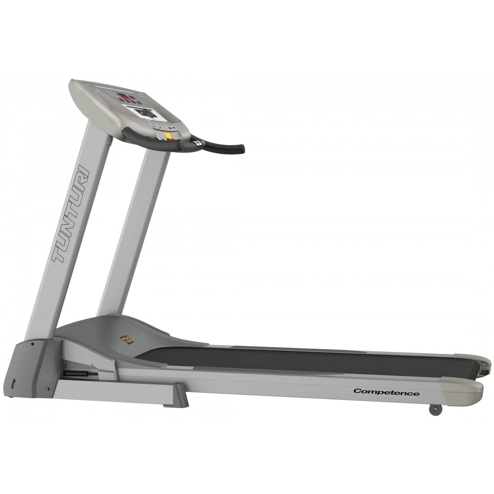Bieżnia elektryczna Tunturi T30   2.5KM   0.8-18km/h Tunturi - 1   klubfitness.pl   sprzęt sportowy sport equipment