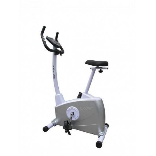 Rower treningowy pionowy CARE FITNESS DISCOVER III elektromagnetyczny Care Fitness - 1 | klubfitness.pl