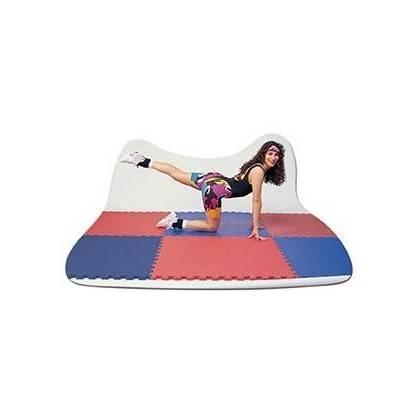 Mata modułowa sportów walk puzzle Spartan Sport 100x100x2cm | dwustronna,producent: SPARTAN SPORT, zdjecie photo: 4 | online sho