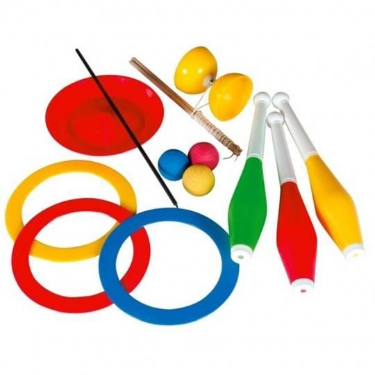 Zestaw żonglera dla dzieci SPARTAN SPORT,producent: SPARTAN SPORT, zdjecie photo: 1   online shop klubfitness.pl   sprzęt sporto