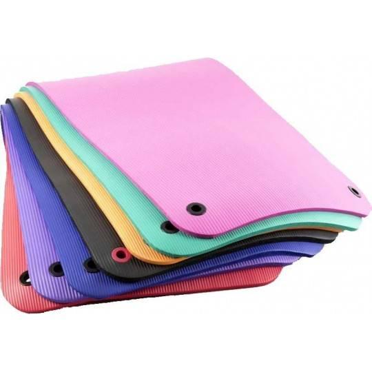 Mata do ćwiczeń  z otworami 180x60x1,5cm NRB STAYER SPORT różne kolory,producent: STAYER SPORT, photo: 1