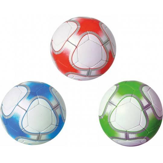 Piłka nożna SPARTAN SPORT CORNER rozmiar 5 trzy kolory,producent: SPARTAN SPORT, photo: 1