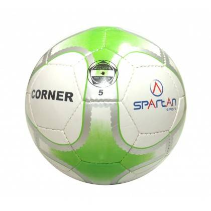 Piłka nożna SPARTAN SPORT CORNER rozmiar 5 SPARTAN SPORT - 4 | klubfitness.pl