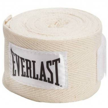 Bandaże bokserskie EVERLAST PRO STYLE białe,producent: EVERLAST, photo: 1