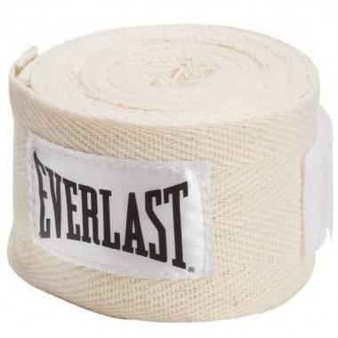 Bandaże bokserskie EVERLAST PRO STYLE białe,producent: EVERLAST, photo: 1