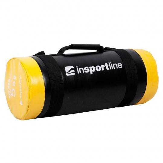 Worek treningowy fitness 5 kg INSPORTLINE power bag,producent: INSPORTLINE, photo: 1