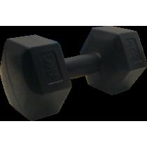 Hantla fitness cementowa 4kg HEX STAYER SPORT hantelka bitumiczna,producent: Stayer Sport, zdjecie photo: 2 | klubfitness.pl | s