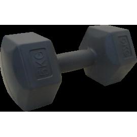 Hantla fitness cementowa 5kg HEX STAYER SPORT hantelka bitumiczna,producent: STAYER SPORT, photo: 1