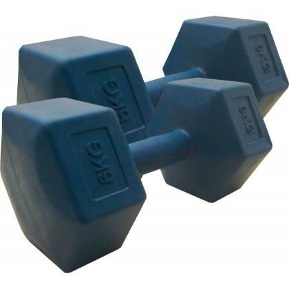 Hantla fitness cementowa 6kg HEX STAYER SPORT hantelka bitumiczna,producent: Stayer Sport, zdjecie photo: 1 | online shop klubfi