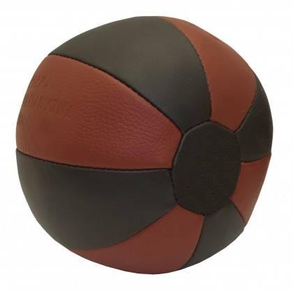 Piłka lekarska 5 kg STAYER SPORT skóra naturalna,producent: Stayer Sport, zdjecie photo: 5 | online shop klubfitness.pl | sprzęt