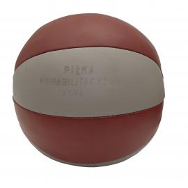 Piłka lekarska 5 kg STAYER SPORT skóra naturalna,producent: Stayer Sport, zdjecie photo: 1 | klubfitness.pl | sprzęt sportowy sp
