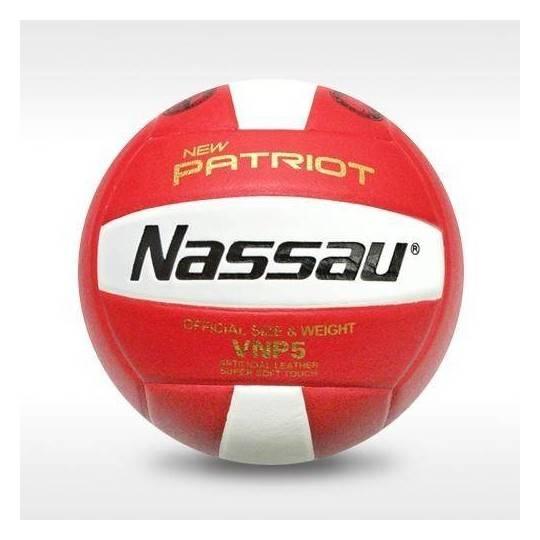 Piłka do siatkówki Nassau Patriot rozmiar 50 dwa kolory,producent: NASSAU, zdjecie photo: 1 | online shop klubfitness.pl | sprzę