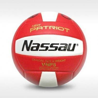 Piłka do siatkówki Nassau Patriot rozmiar 50 dwa kolory,producent: NASSAU, photo: 1