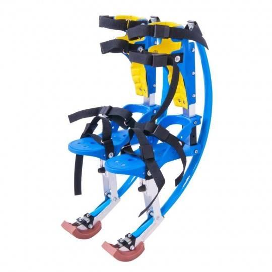 Buty do skakania dla dzieci WORKER HOPPINO szczudła,producent: WORKER, photo: 1