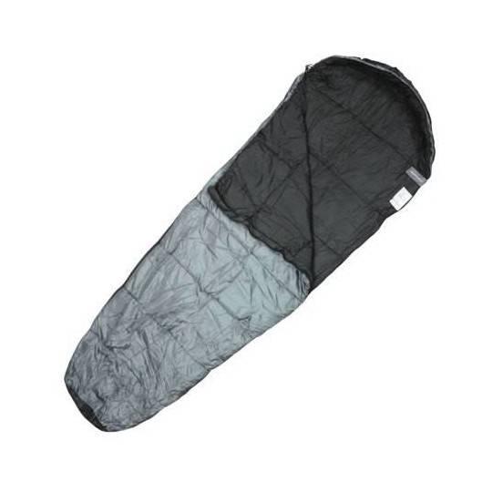 Śpiwór turystyczny mumia SPOKEY MIGRANT czarny/szary,producent: SPOKEY, photo: 1