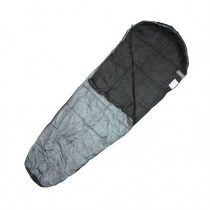 Śpiwór turystyczny mumia Spokey Migrant czarny/szary,producent: Spokey, zdjecie photo: 1 | online shop klubfitness.pl | sprzęt s