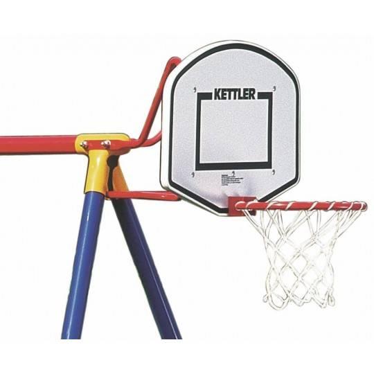 Kosz do koszykówki z obręczą KETTLER 7292-000 do huśtawki,producent: Kettler, zdjecie photo: 1 | klubfitness.pl | sprzęt sportow