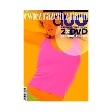 Ćwiczenia instruktażowe DVD DUO Aerobic + Pilates 2 płyty,producent: MayFly, photo: 1
