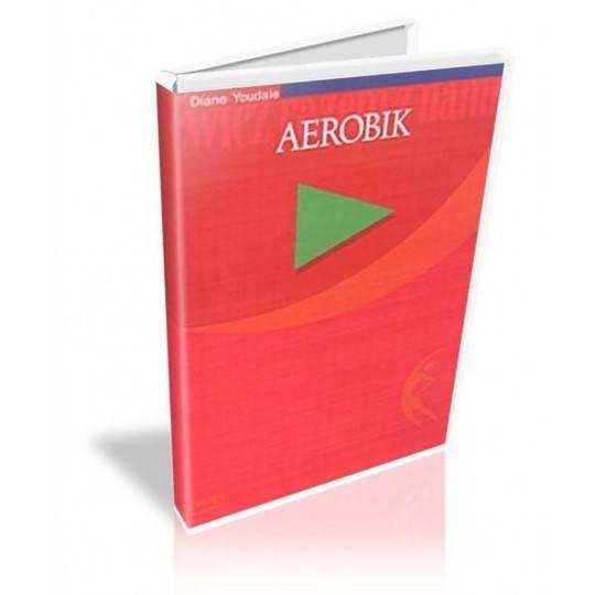 Ćwiczenia instruktażowe DVD Aerobik z Diane Youdale,producent: MayFly, zdjecie photo: 1   online shop klubfitness.pl   sprzęt sp