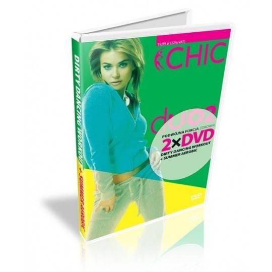 Ćwiczenia instruktażowe DVD DUO Dirty Dancing + Summer Aerobic,producent: MayFly, zdjecie photo: 1   online shop klubfitness.pl