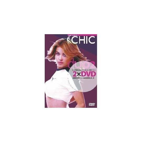 Ćwiczenia instruktażowe DVD DUO Aerobic z Gwiazdą 4 + 5,producent: MayFly, photo: 1