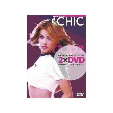 Ćwiczenia instruktażowe DVD DUO Aerobic z Gwiazdą 4 + 5,producent: MayFly, zdjecie photo: 1 | online shop klubfitness.pl | sprzę