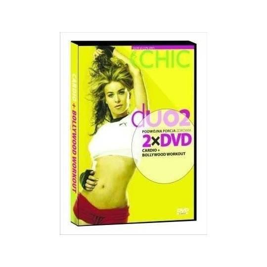 Ćwiczenia instruktażowe DVD DUO Cardio + Bollywood Workout,producent: MayFly, zdjecie photo: 1   online shop klubfitness.pl   sp
