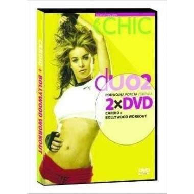 Ćwiczenia instruktażowe DVD DUO Cardio + Bollywood Workout,producent: MayFly, zdjecie photo: 1 | online shop klubfitness.pl | sp