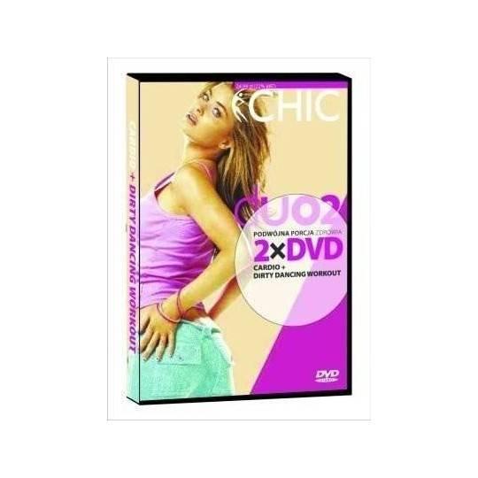 Ćwiczenia instruktażowe DVD DUO Cardio + Dirty Dancing Workout,producent: MayFly, zdjecie photo: 1   online shop klubfitness.pl