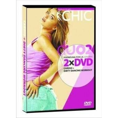 Ćwiczenia instruktażowe DVD DUO Cardio + Dirty Dancing Workout,producent: MayFly, zdjecie photo: 1 | online shop klubfitness.pl