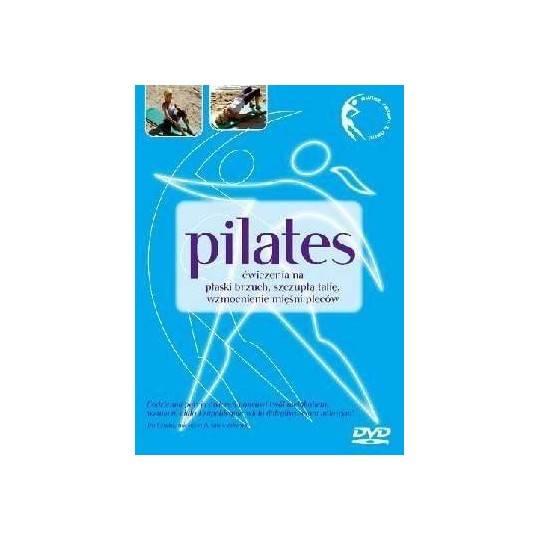 Ćwiczenia instruktażowe DVD Pilates,producent: MayFly, zdjecie photo: 1   online shop klubfitness.pl   sprzęt sportowy sport equ