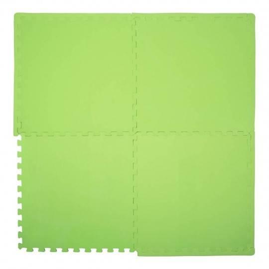 Mata amortyzująca puzzle Insportline 4 modułowa 124 x 124 cm,producent: Insportline, zdjecie photo: 1 | online shop klubfitness.