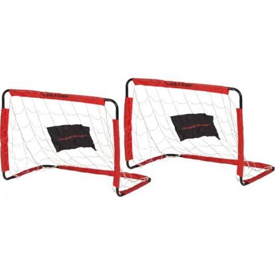 Bramki piłkarskie 78 x 65 x 45 cm DUNLOP zestaw,producent: Dunlop, photo: 1