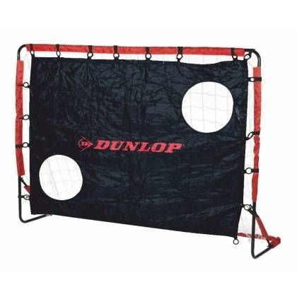Bramka do gry 200 x148 x60 cm DUNLOP z matą treningową i pokrowcem Dunlop - 2 | klubfitness.pl
