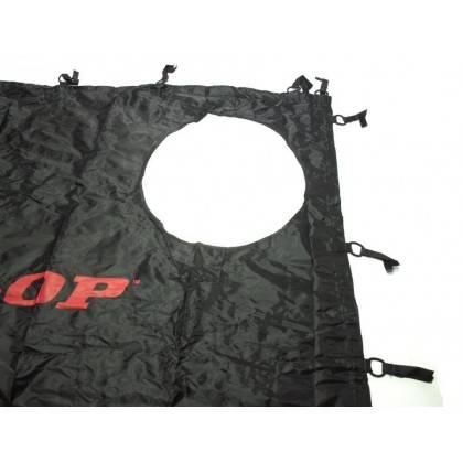 Bramka do gry 200 x148 x60 cm DUNLOP z matą treningową i pokrowcem Dunlop - 5 | klubfitness.pl