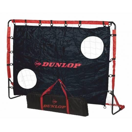 Bramka do gry 200 x148 x60 cm DUNLOP z matą treningową i pokrowcem,producent: Dunlop, zdjecie photo: 1 | online shop klubfitness