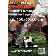 Zestaw bramek do gry DUNLOP 150 x60 x 60cm z pokrowcem,producent: Dunlop, photo: 3