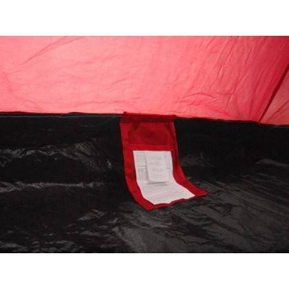 Namiot 2-osobowy Camp Active DOME 185x120x100cm CAMP ACTIVE - 17 | klubfitness.pl