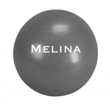 Piłka do ćwiczeń pilates 19 cm MELINA pompowana szara,producent: Trendy Yoga, zdjecie photo: 1 | online shop klubfitness.pl | sp