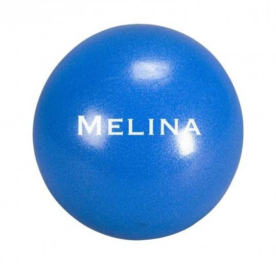 Piłka do pilates 25 cm MELINA pompowana niebieska,producent: TRENDYYOGA, photo: 1