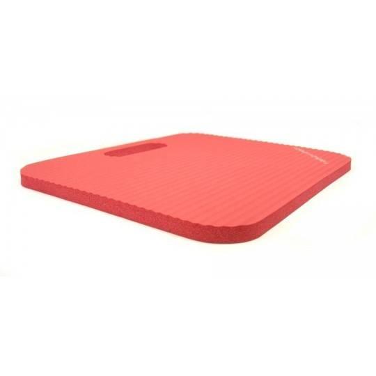 Poduszka krótka mata do jogi 35 x 30 x 1.5 cm z uchwytem,producent: ProfiGymMat, photo: 1