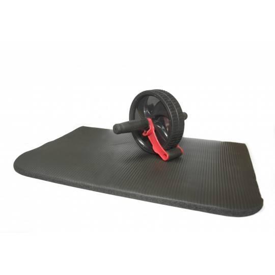 Kółko do ćwiczeń mięśni brzucha z matą STAYER SPORT około 60 x 30 x 1,5 cm,producent: STAYER SPORT, photo: 1