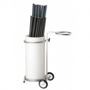 Wózek transportowy do gryfów fitness Sveltus,producent: SVELTUS, photo: 1