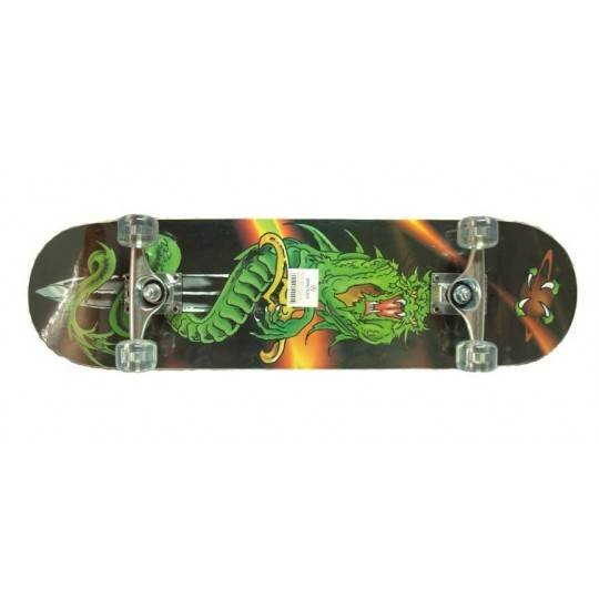 Deskorolka profilowana Spartan Sport Super Board 78x20x11cm | wąż,producent: SPARTAN SPORT, zdjecie photo: 1 | online shop klubf